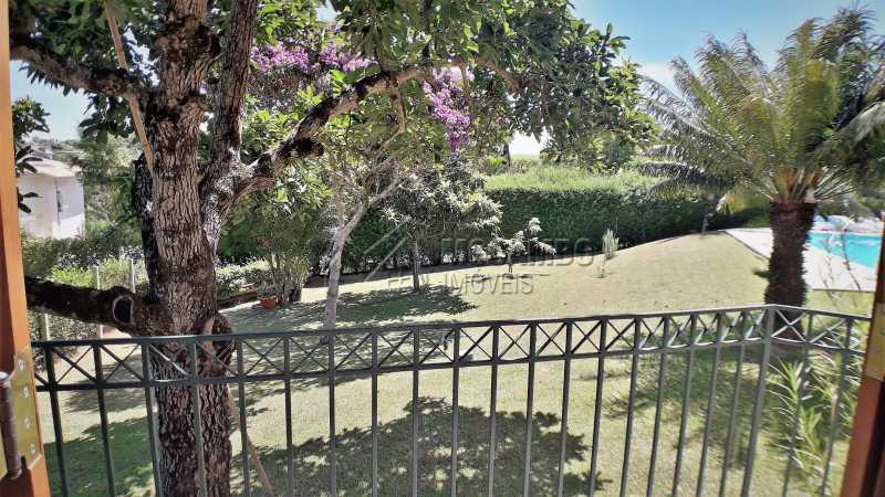 Vista do Dormitório - Casa em Condomínio 4 quartos à venda Itatiba,SP - R$ 1.300.000 - FCCN40126 - 9