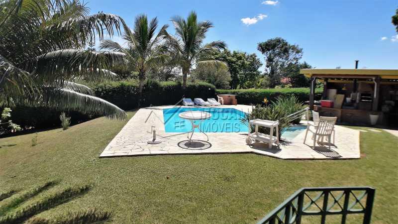 Piscina - Casa em Condomínio 4 quartos à venda Itatiba,SP - R$ 1.300.000 - FCCN40126 - 14