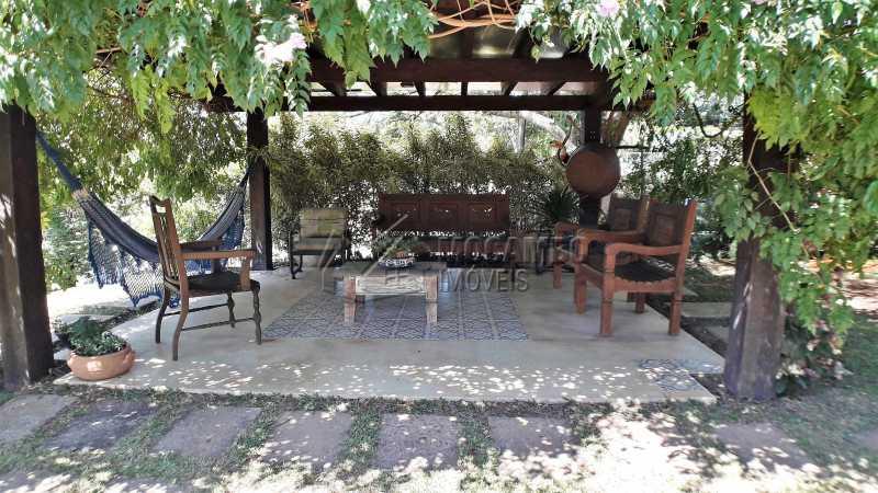 Pergolado - Casa À Venda no Condomínio Ville Chamonix - Jardim Nossa Senhora das Graças - Itatiba - SP - FCCN40126 - 4