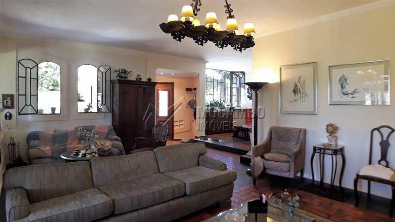 Sala - Casa em Condomínio 4 quartos à venda Itatiba,SP - R$ 1.300.000 - FCCN40126 - 17