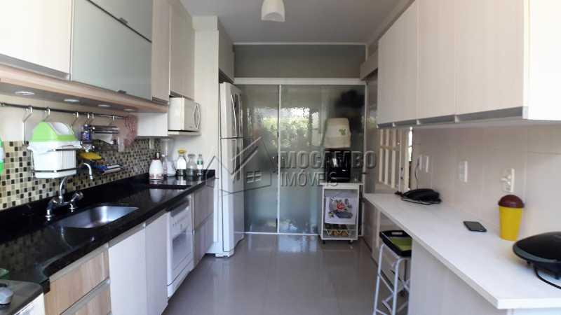 Cozinha - Casa À Venda no Condomínio Ville Chamonix - Jardim Nossa Senhora das Graças - Itatiba - SP - FCCN40126 - 23