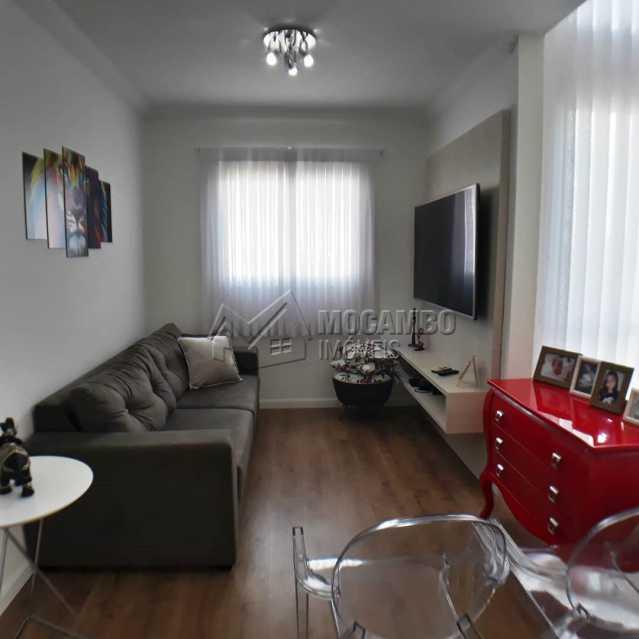 sala de estar - Apartamento 3 quartos à venda Itatiba,SP - R$ 699.000 - FCAP30468 - 5