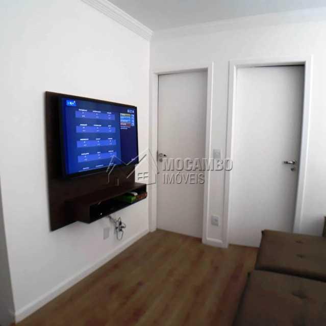 sala de TV . - Apartamento 3 quartos à venda Itatiba,SP - R$ 699.000 - FCAP30468 - 7