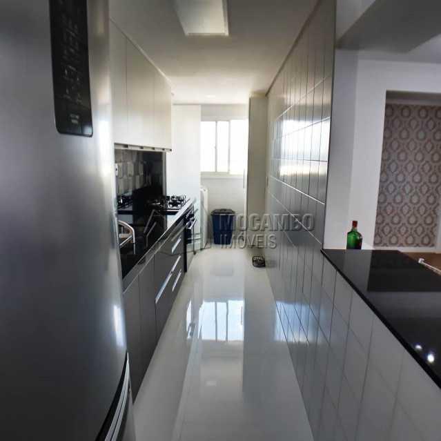 cozinha planejada e AS - Apartamento 3 quartos à venda Itatiba,SP - R$ 699.000 - FCAP30468 - 10