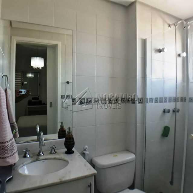 suite 1 banheiro - Apartamento 3 quartos à venda Itatiba,SP - R$ 699.000 - FCAP30468 - 13