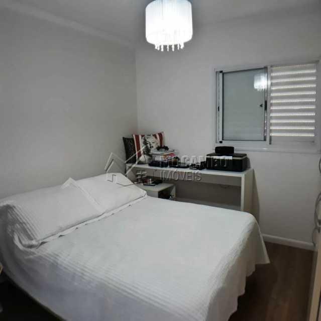 suite 1 com planejados . - Apartamento 3 quartos à venda Itatiba,SP - R$ 699.000 - FCAP30468 - 11
