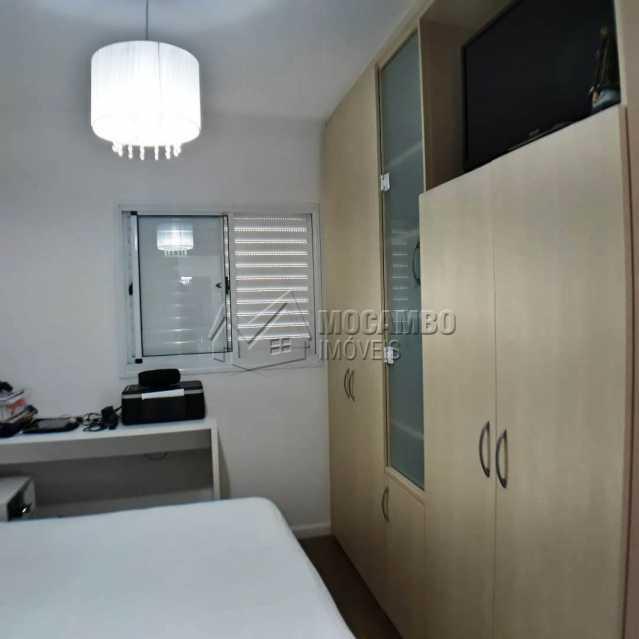 suite 1 com planejados - Apartamento 3 quartos à venda Itatiba,SP - R$ 699.000 - FCAP30468 - 12