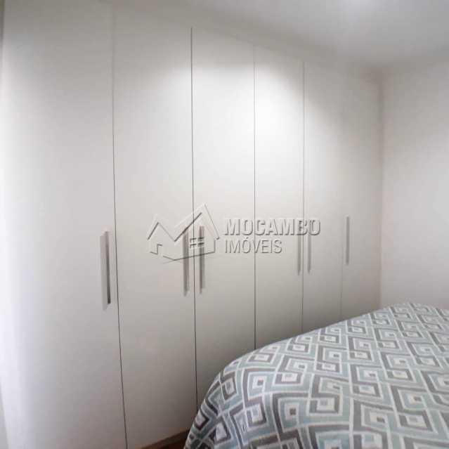 suite 2 armario planejado . - Apartamento 3 quartos à venda Itatiba,SP - R$ 699.000 - FCAP30468 - 14