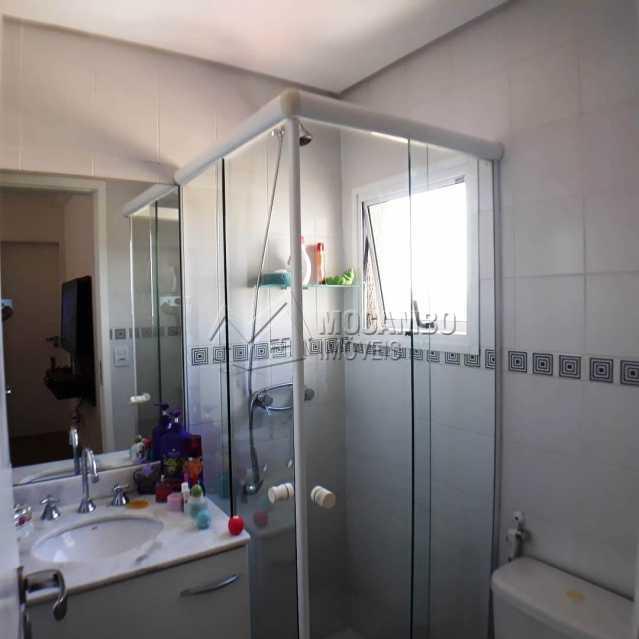 banheiro social - Apartamento 3 quartos à venda Itatiba,SP - R$ 699.000 - FCAP30468 - 17