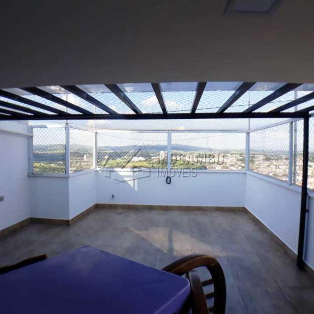exclusiva sacada gourmet - Apartamento 3 quartos à venda Itatiba,SP - R$ 699.000 - FCAP30468 - 19