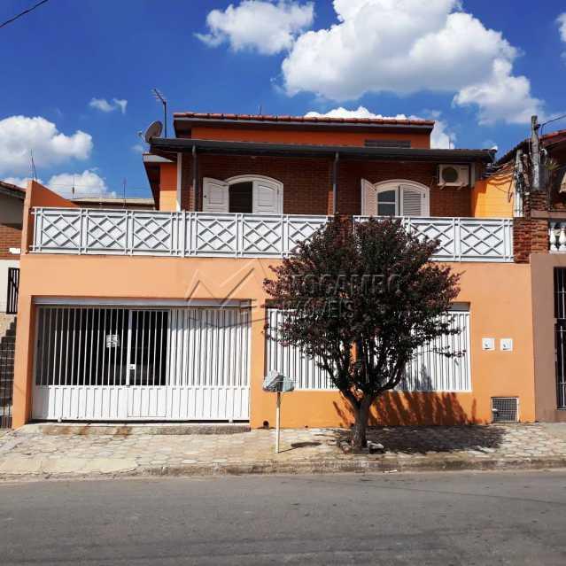 fahada  - Casa Itatiba, Jardim México, SP À Venda, 3 Quartos, 214m² - FCCA31168 - 1