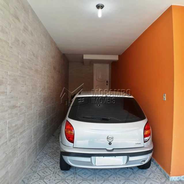 garagem - Casa Itatiba, Jardim México, SP À Venda, 3 Quartos, 214m² - FCCA31168 - 3