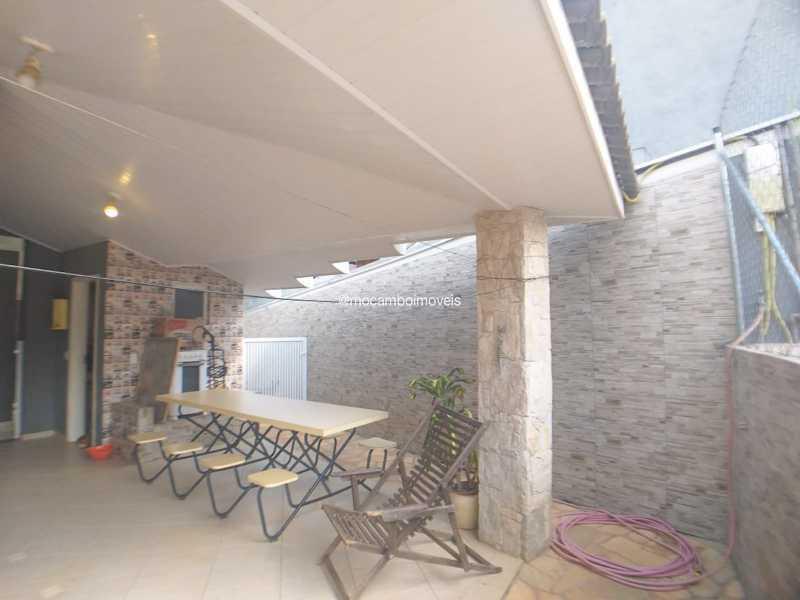 Área Gourmet - Casa em Condomínio 4 quartos à venda Itatiba,SP - R$ 990.000 - FCCN40020 - 18