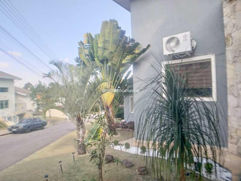Frente / Lateral - Casa em Condomínio 4 quartos à venda Itatiba,SP - R$ 990.000 - FCCN40020 - 1