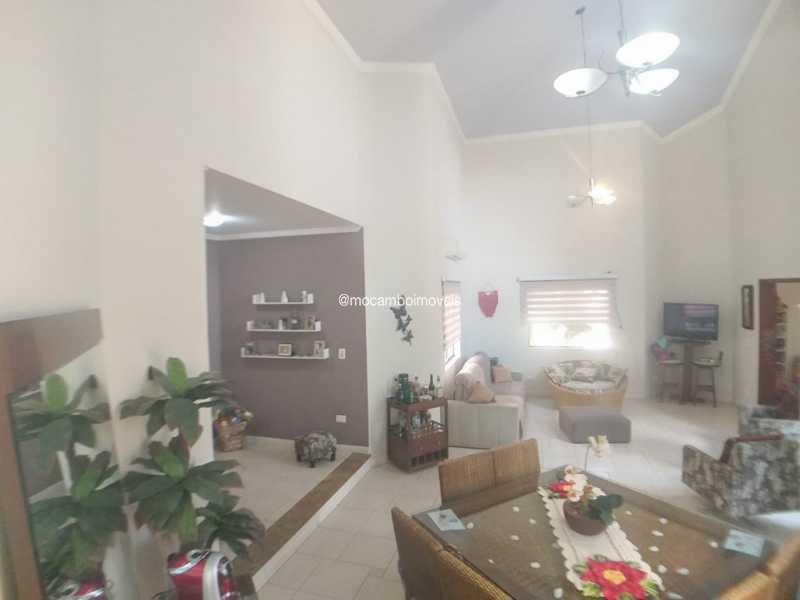 Sala - Casa em Condomínio 4 quartos à venda Itatiba,SP - R$ 990.000 - FCCN40020 - 4