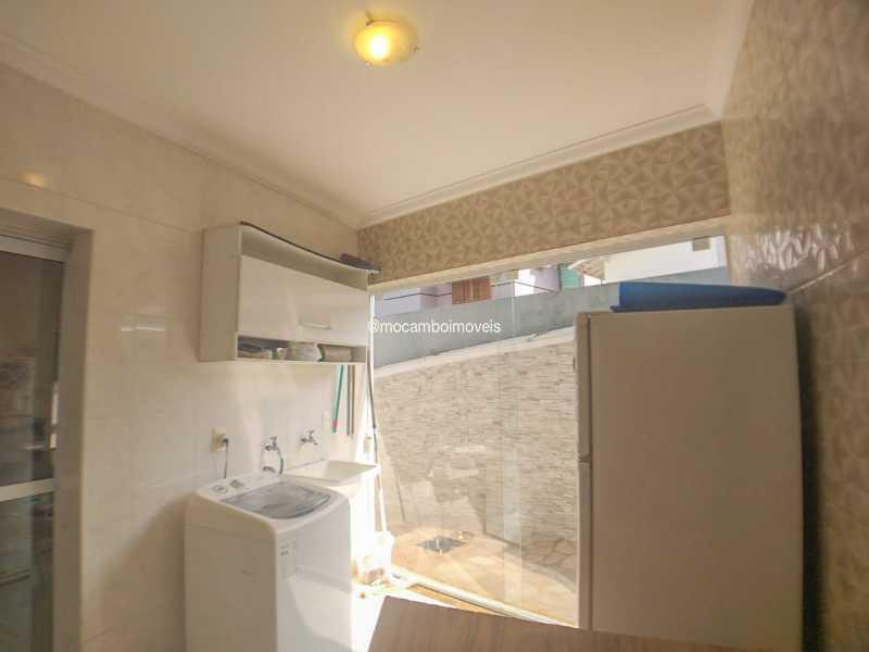 Lavanderia - Casa em Condomínio 4 quartos à venda Itatiba,SP - R$ 990.000 - FCCN40020 - 17
