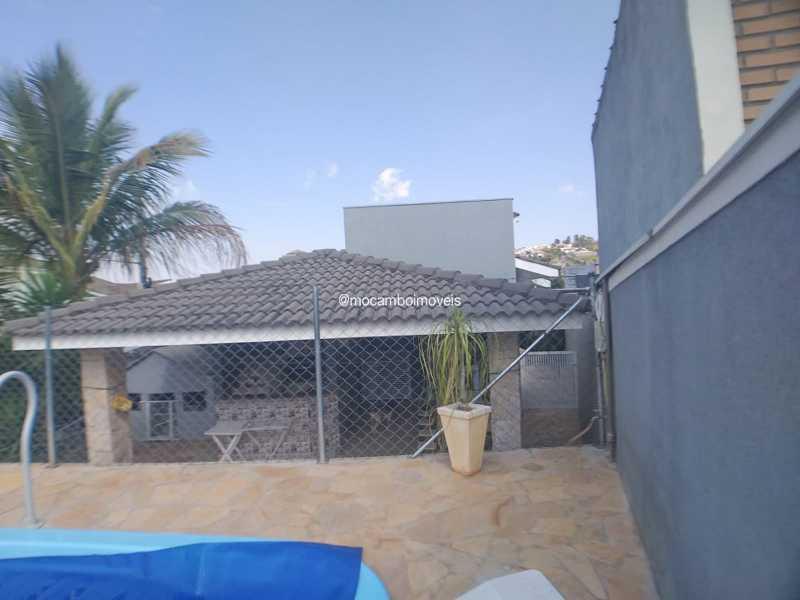 Piscina - Casa em Condomínio 4 quartos à venda Itatiba,SP - R$ 990.000 - FCCN40020 - 19