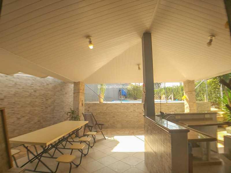 Área Gourmet - Casa em Condomínio 4 quartos à venda Itatiba,SP - R$ 990.000 - FCCN40020 - 22