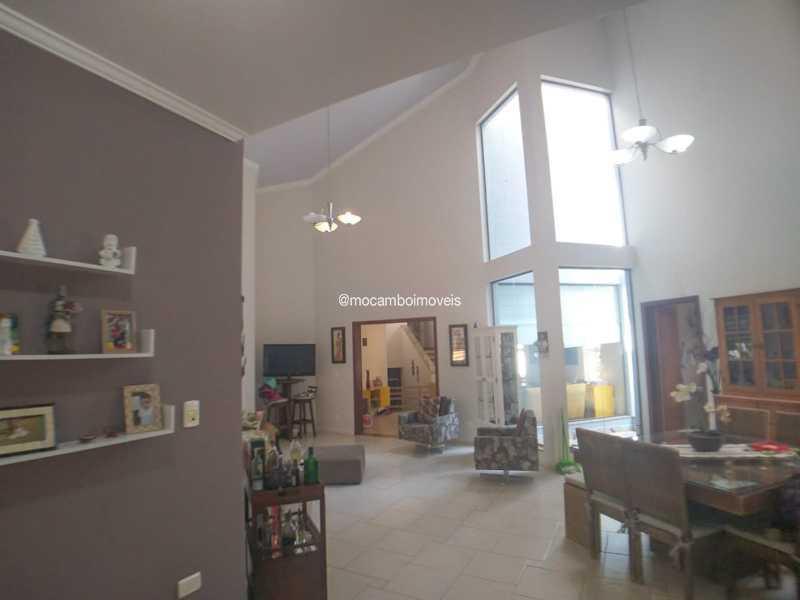 Sala - Casa em Condomínio 4 quartos à venda Itatiba,SP - R$ 990.000 - FCCN40020 - 3