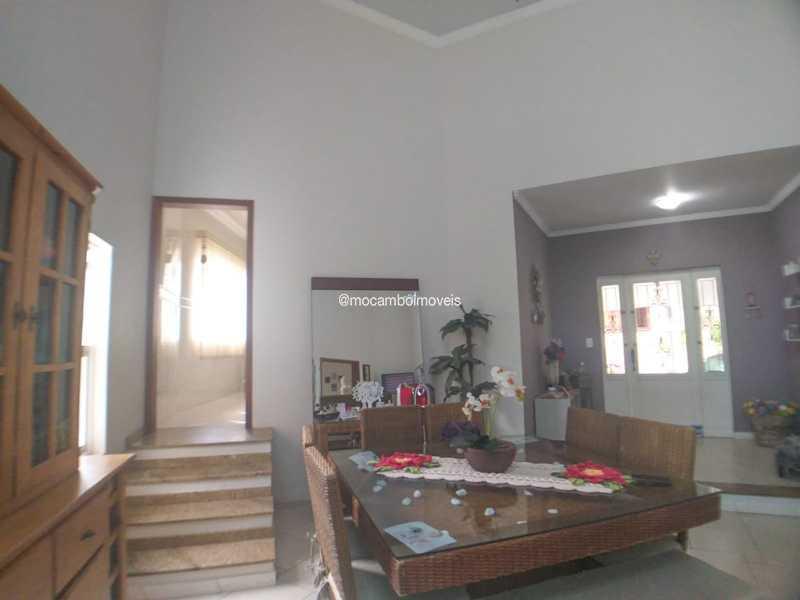 Acesso Cozinha - Casa em Condomínio 4 quartos à venda Itatiba,SP - R$ 990.000 - FCCN40020 - 15