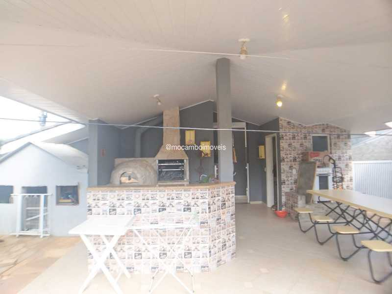 Churrasqueira - Casa em Condomínio 4 quartos à venda Itatiba,SP - R$ 990.000 - FCCN40020 - 23