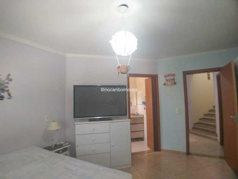 Suíte - Casa em Condomínio 4 quartos à venda Itatiba,SP - R$ 990.000 - FCCN40020 - 7