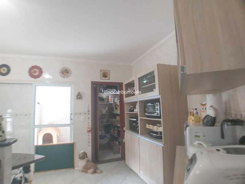 Cozinha - Casa em Condomínio 4 quartos à venda Itatiba,SP - R$ 990.000 - FCCN40020 - 16
