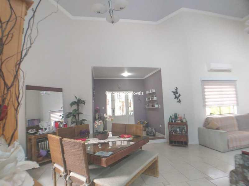 Sala - Casa em Condomínio 4 quartos à venda Itatiba,SP - R$ 990.000 - FCCN40020 - 6