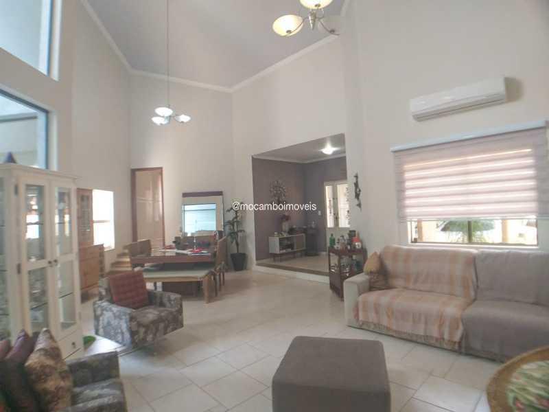 Sala - Casa em Condomínio 4 quartos à venda Itatiba,SP - R$ 990.000 - FCCN40020 - 5