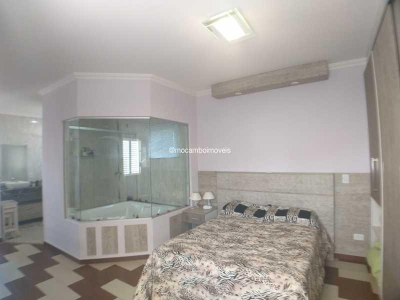 Banheira hidromassagem - Casa em Condomínio 4 quartos à venda Itatiba,SP - R$ 990.000 - FCCN40020 - 14