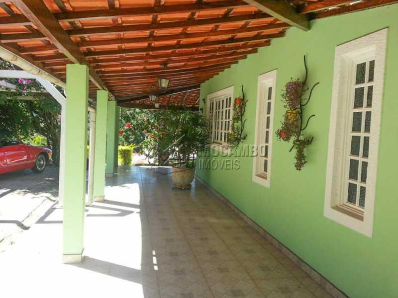 Capela do Barreiro - Casa em Condominio À Venda - Itatiba - SP - Capela do Barreiro - FCCN50032 - 6