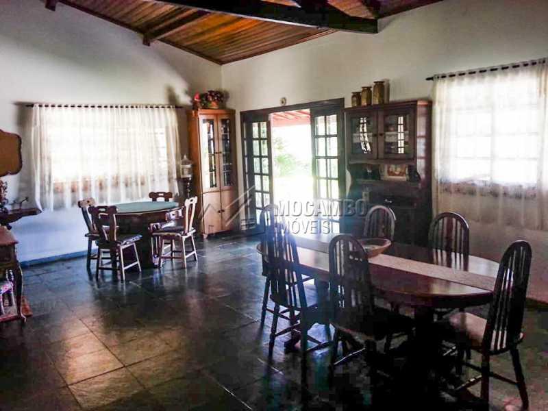 Capela do Barreiro - Casa em Condominio À Venda - Itatiba - SP - Capela do Barreiro - FCCN50032 - 13
