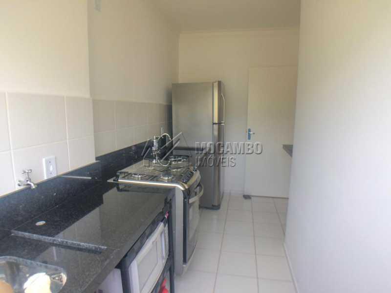 APARTAMENTO PORTAL DE ITA - Apartamento 2 quartos à venda Itatiba,SP - R$ 215.900 - FCAP20865 - 9