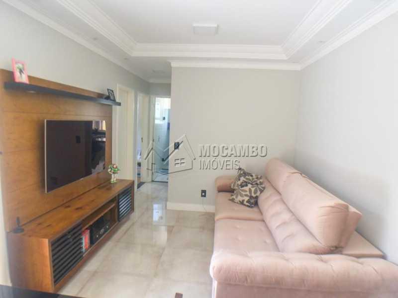 APARTAMENTO PORTAL DE ITA - Apartamento 2 quartos à venda Itatiba,SP - R$ 215.900 - FCAP20865 - 1