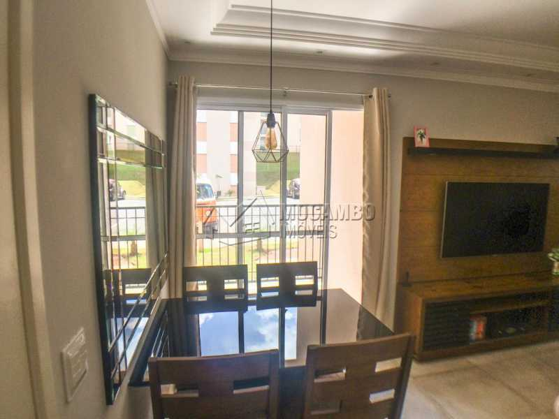 APARTAMENTO PORTAL DE ITA - Apartamento 2 quartos à venda Itatiba,SP - R$ 219.900 - FCAP20865 - 4