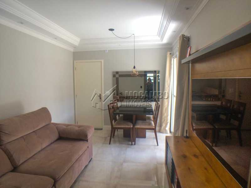 APARTAMENTO PORTAL DE ITA - Apartamento 2 quartos à venda Itatiba,SP - R$ 215.900 - FCAP20865 - 3