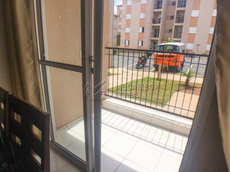 APARTAMENTO PORTAL DE ITA - Apartamento 2 quartos à venda Itatiba,SP - R$ 215.900 - FCAP20865 - 12