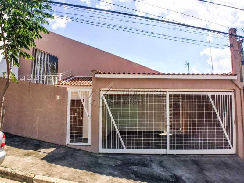 Jardim México - Casa 3 quartos para venda e aluguel Itatiba,SP - R$ 2.300 - FCCA31172 - 1