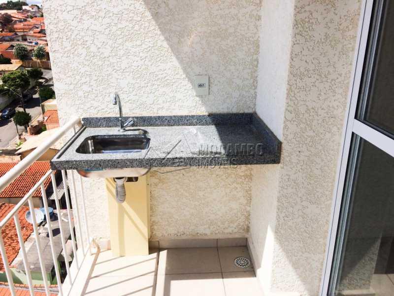área gourmet - Apartamento 2 quartos à venda Itatiba,SP - R$ 209.000 - FCAP20867 - 8