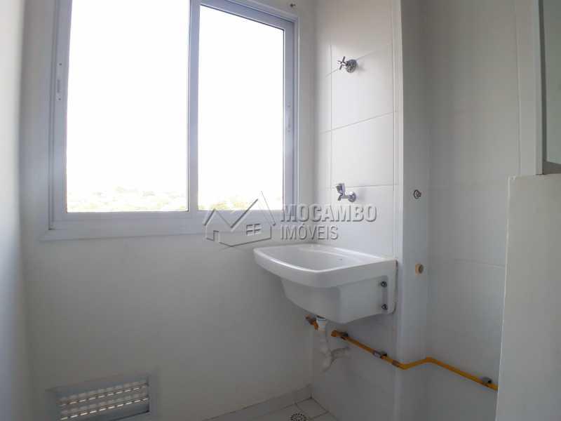 Lavanderia  - Apartamento 2 quartos à venda Itatiba,SP - R$ 209.000 - FCAP20867 - 9