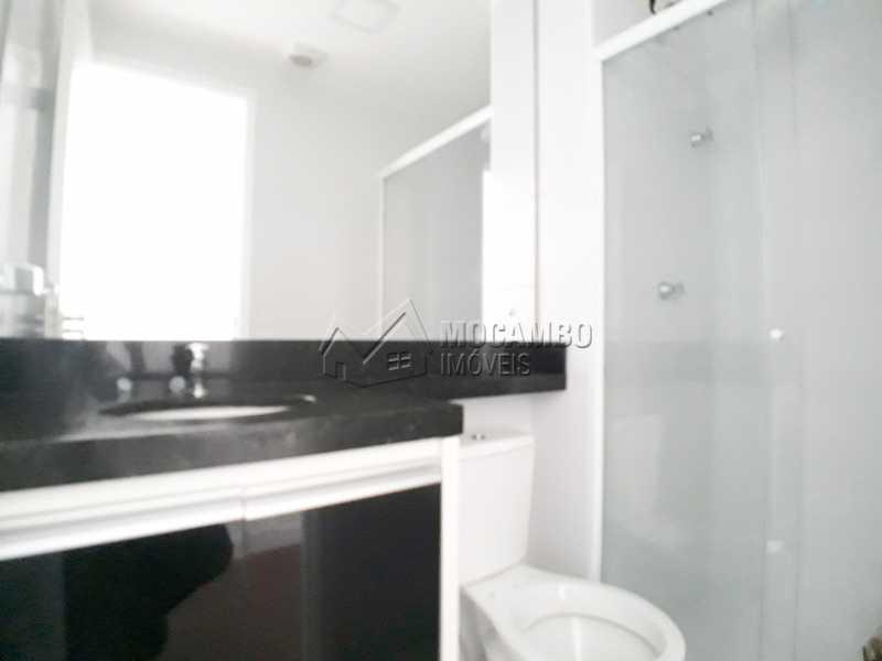 Banheiro - Apartamento 2 quartos à venda Itatiba,SP - R$ 209.000 - FCAP20867 - 7