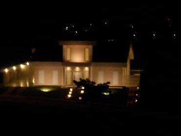 VISTA NOTURNA FACHADA - Casa 4 quartos à venda Itatiba,SP - R$ 1.700.000 - CD40009 - 18
