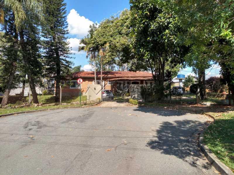 Fachada  - Casa em Condomínio 4 quartos à venda Itatiba,SP - R$ 900.000 - FCCN40127 - 4