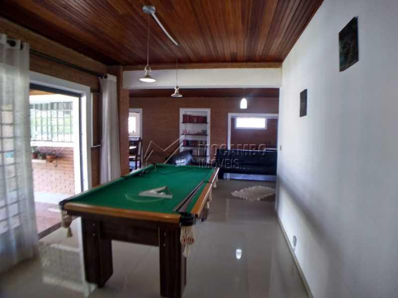 sala - Casa em Condomínio 4 quartos à venda Itatiba,SP - R$ 900.000 - FCCN40127 - 12