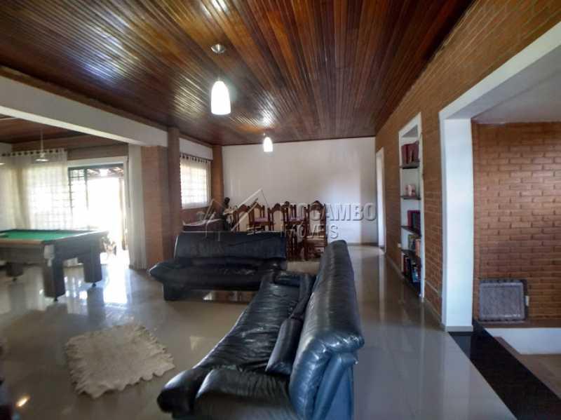 sala - Casa em Condomínio 4 quartos à venda Itatiba,SP - R$ 900.000 - FCCN40127 - 11