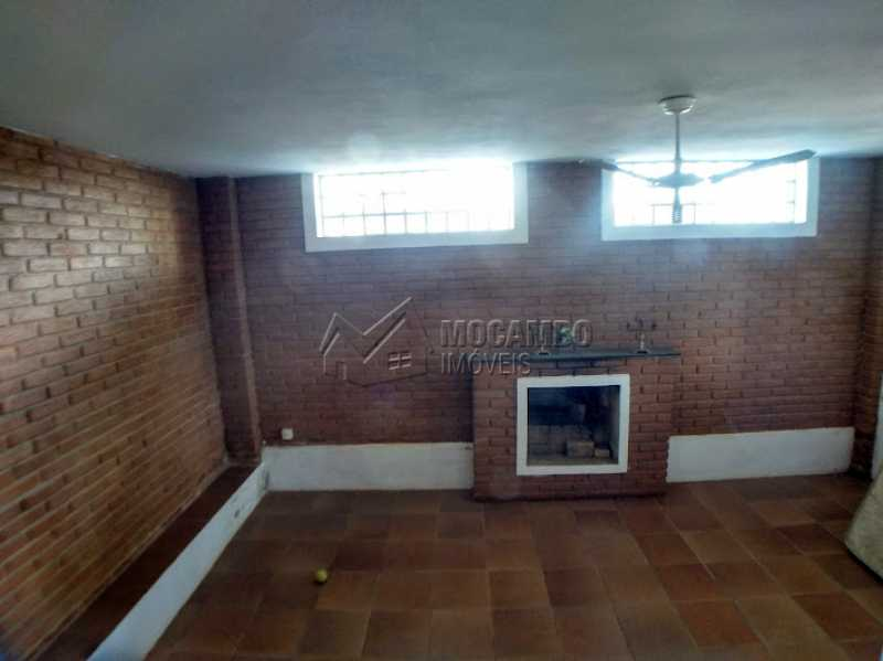 Sala de lareira  - Casa em Condomínio 4 quartos à venda Itatiba,SP - R$ 900.000 - FCCN40127 - 14