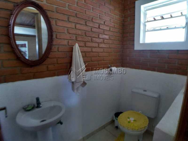 lavabo  - Casa em Condomínio 4 quartos à venda Itatiba,SP - R$ 900.000 - FCCN40127 - 10