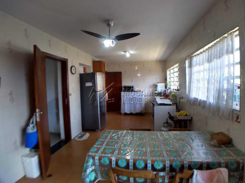 cozinha  - Casa em Condomínio 4 quartos à venda Itatiba,SP - R$ 900.000 - FCCN40127 - 9