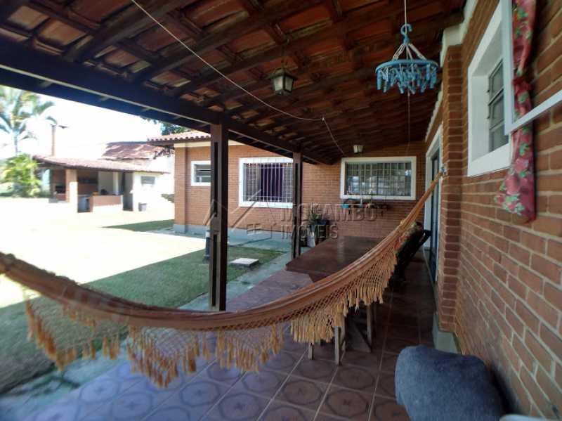 Varanda - Casa em Condomínio 4 quartos à venda Itatiba,SP - R$ 900.000 - FCCN40127 - 18