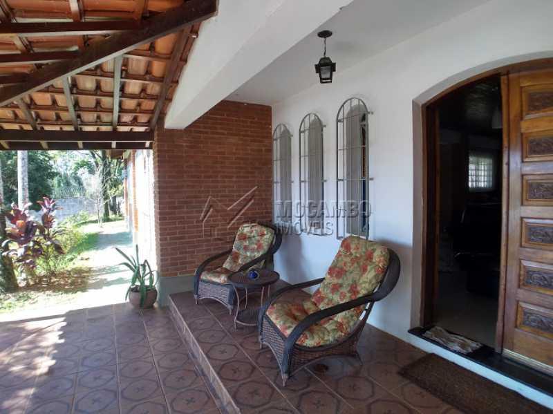 Varanda - Casa em Condomínio 4 quartos à venda Itatiba,SP - R$ 900.000 - FCCN40127 - 20